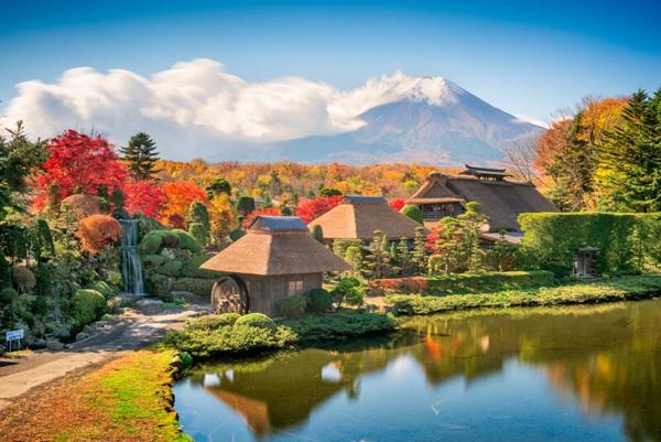 HÀ NỘI - TOKYO - HAKONE - NÚI PHÚ SĨ